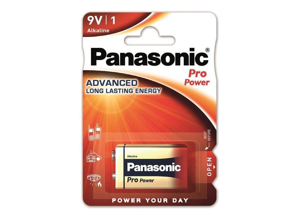 9V Baterie PHILIPS - 6F22 / Ultra Alkaline 6LR61E1B/10