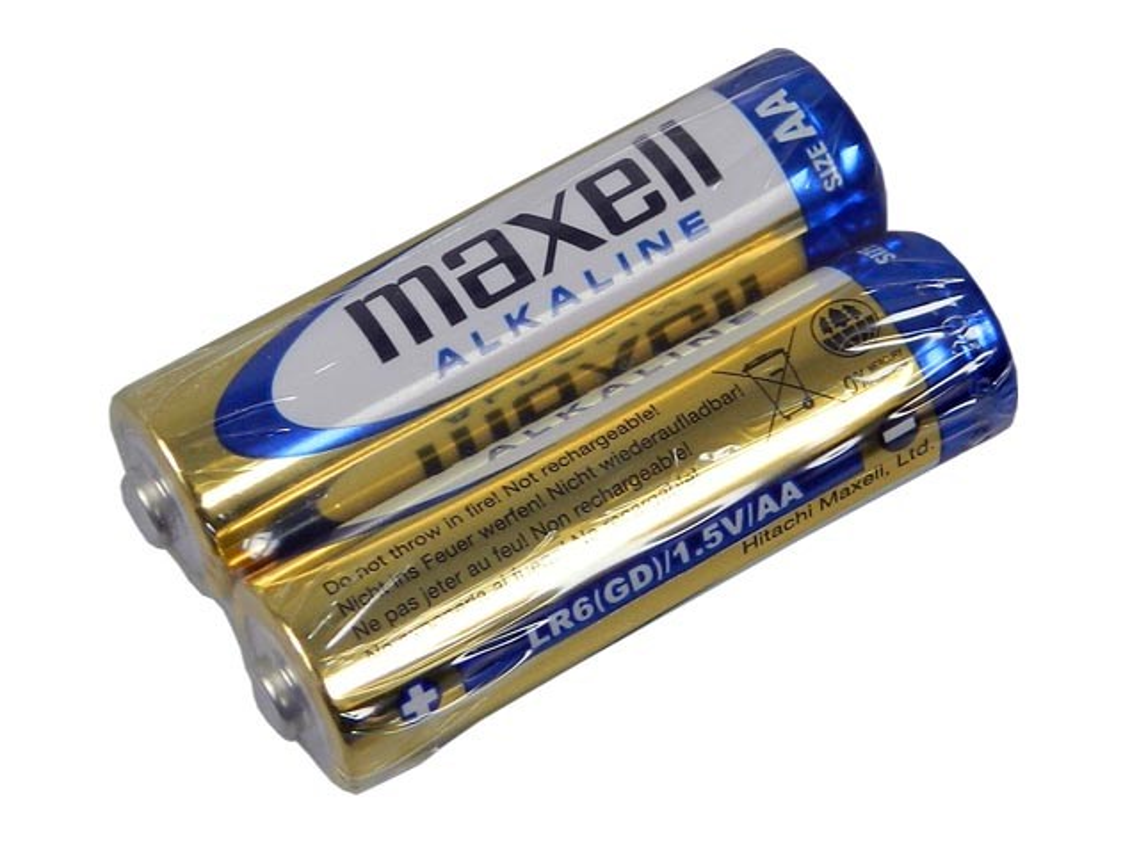 AA Baterie PHILIPS Ultra Alkaline LR06 balení 2ks