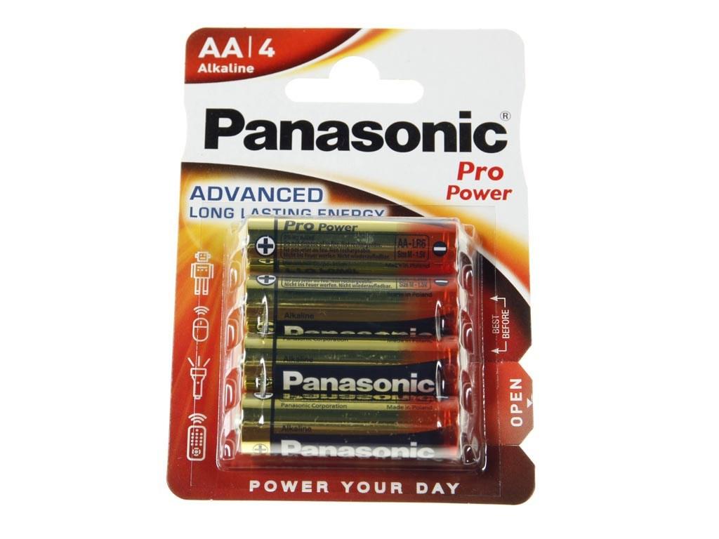 AA Baterie PHILIPS Ultra Alkaline LR06 balení 4ks