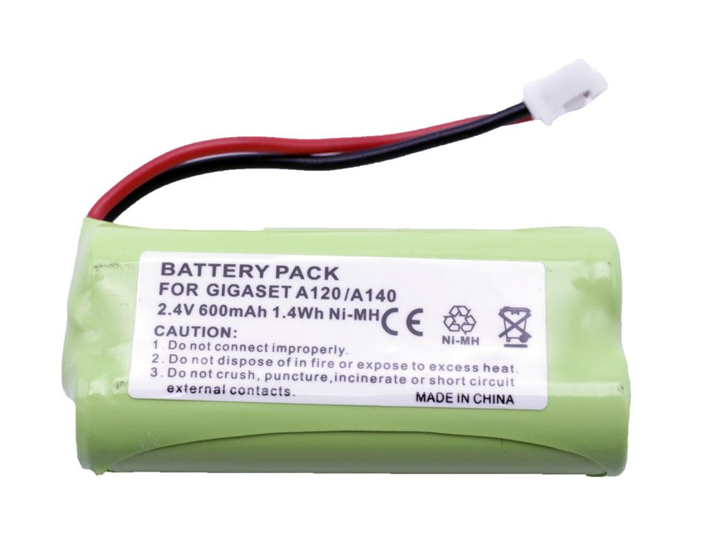 Akumulátor 2.4V / 550mAh V30145K1310X383 CPAA24000