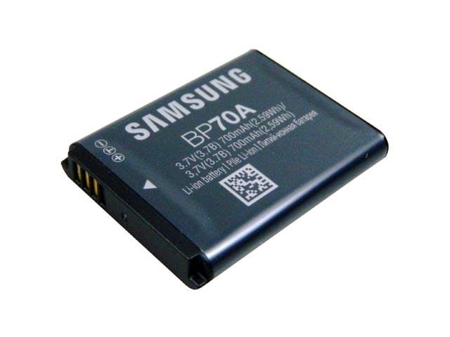 Akumulátor 3.7V / 700mAh BP-70A Samsung originální