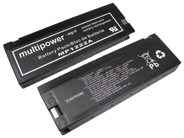 Akumulátor Multipower LCSA122R3AG / LC-SA122R3AG / MP1222A