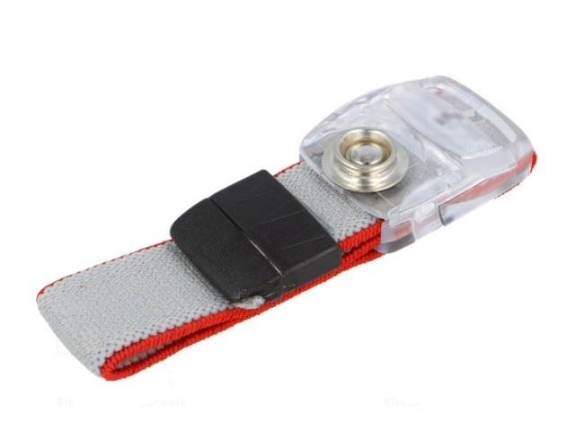 Antistatické vybavení pracoviště ESD - náramek ENGINEER ZC-50