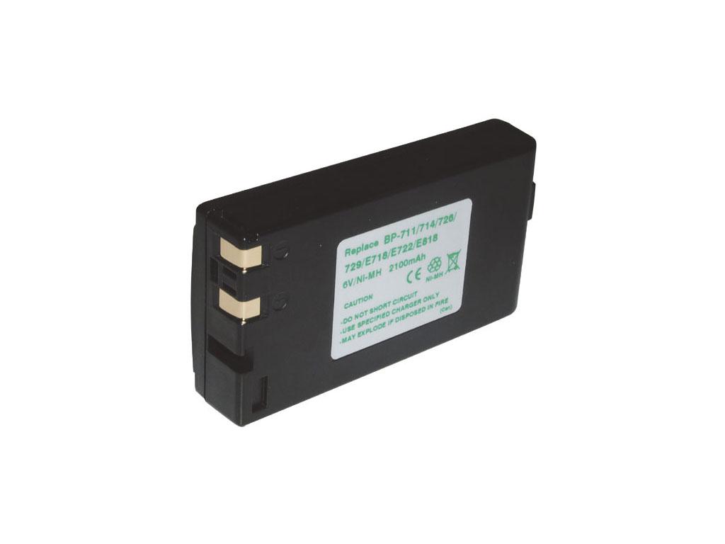Baterie Panasonic BP711, BP714, BP718, BP729 akumulátor