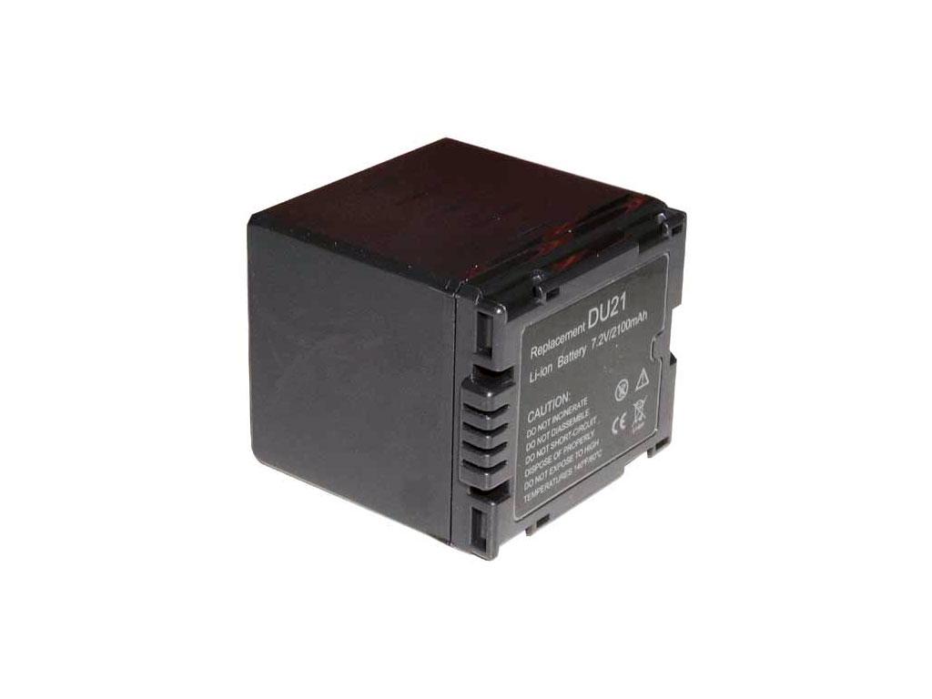 Baterie Panasonic CGADU21, CGA-DU21, CGA-DU1 akumulátor