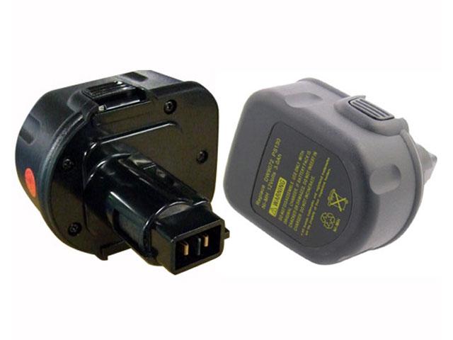Baterie pro akumulátorové nářadí DeWalt / ELU 12V / 3.0Ah NiMH