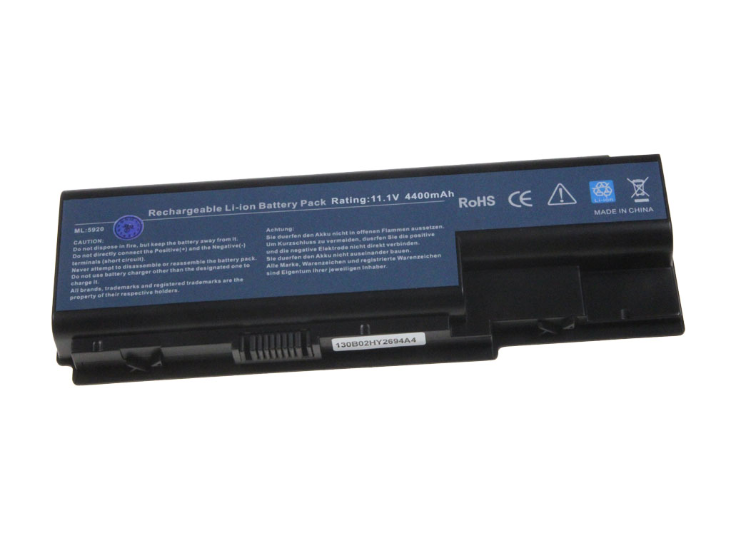 Baterie pro notebook ACER COMPA1111147 11,1V-4400MAH LI-ION