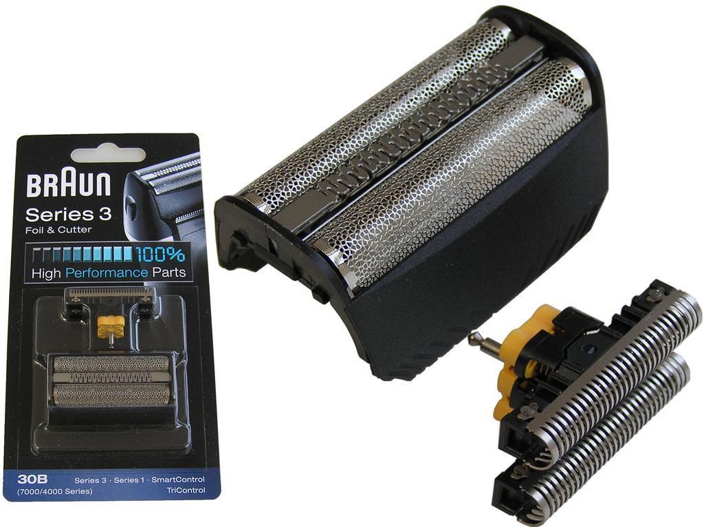 Braun planžeta Braun 30B / 81387936 Combi pack Serie 4000/ Serie 7000