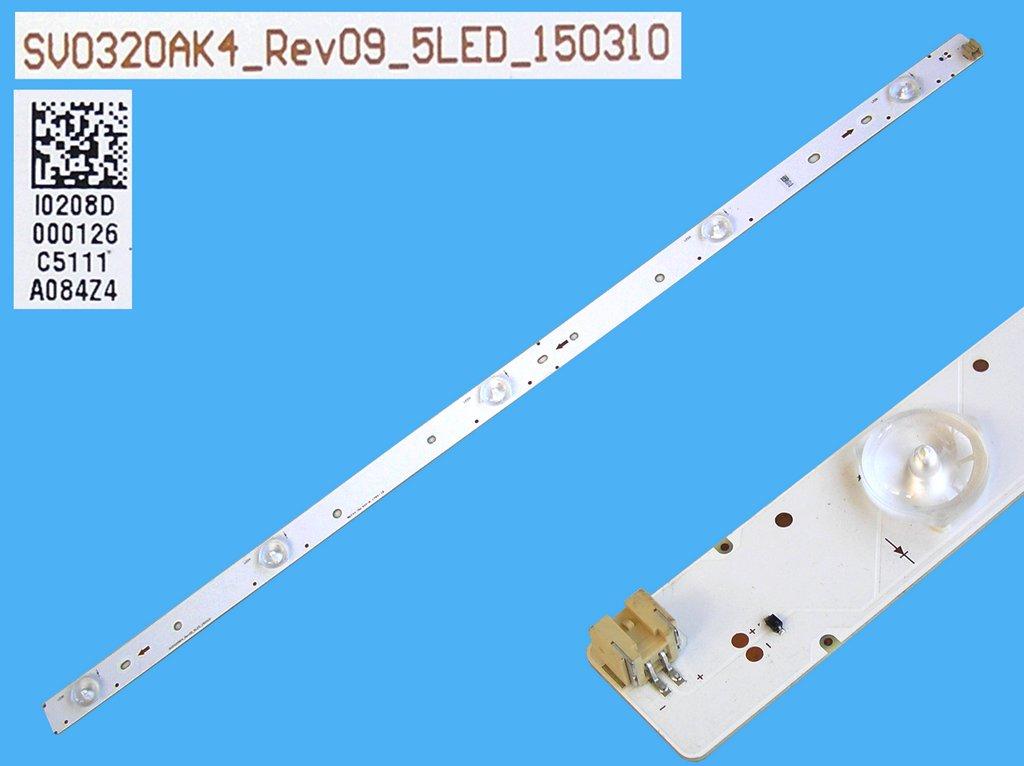 CCFL trubice backlight podsvícení d=3mm, l=460mm, tvar I-FORM / CCFL lampa