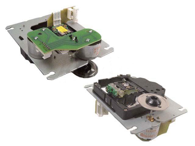 CD jednotka SFP101, SF-P101 konektory 5 a 8 pinů