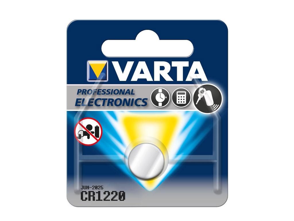 CR1220 Baterie lithiová VARTA