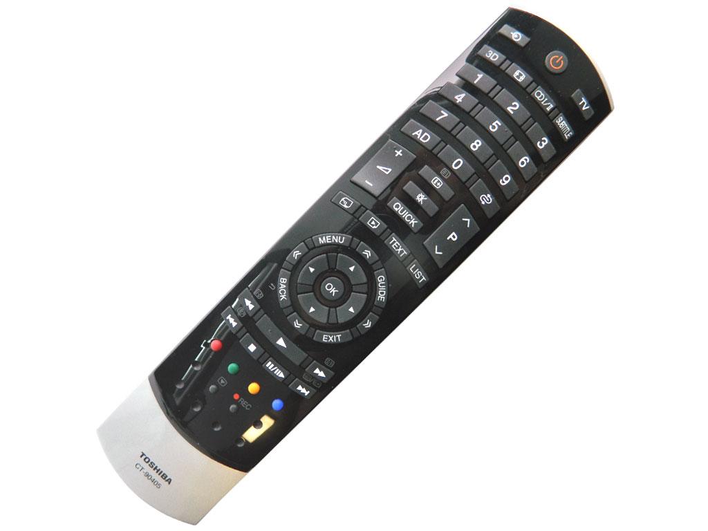 CT90326 Dálkový ovladač TOSHIBA originální 75014827