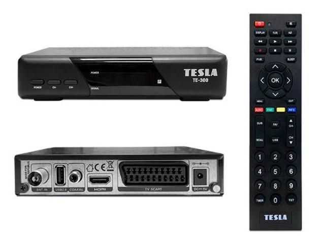 DVB-T přijímač ALMA 2770 THD set-top-box černý