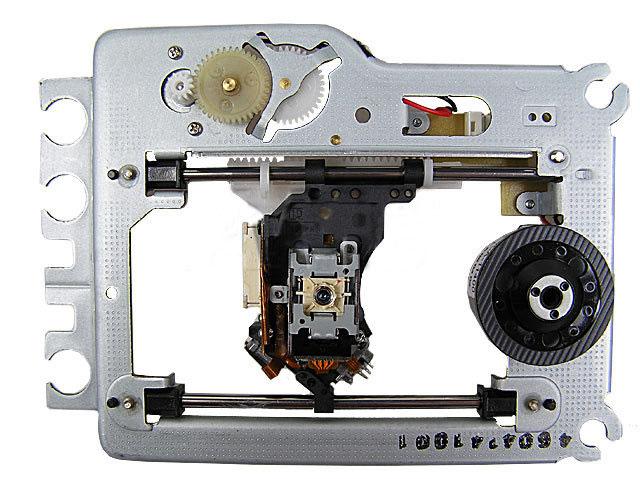 DVD jednotka 68PH kovová kompletní mechanika