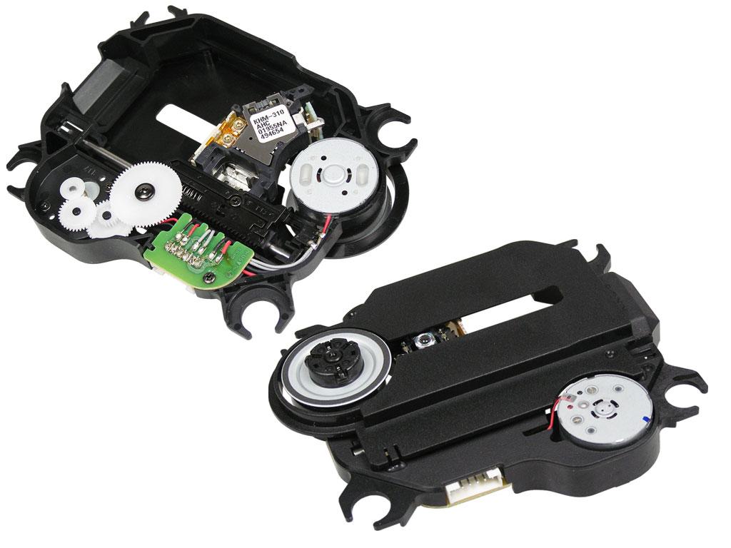 DVD jednotka KHM310AHC, KHM-310AHC