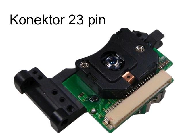 DVD jednotka PVR502W, PVR-502W široký konektor 27mm, 23pin