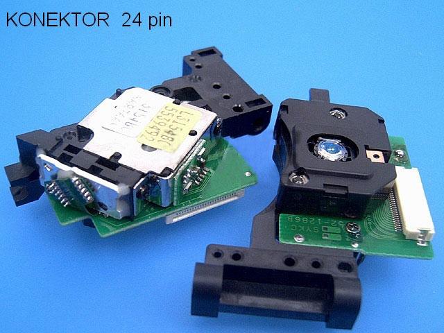 DVD jednotka PVR502W, PVR-502W úzký konektor 15mm 24pin