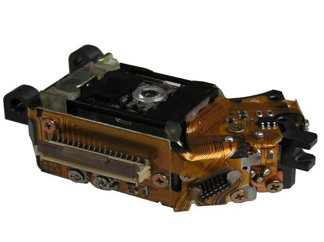 DVD jednotka SFHD3, SF-HD3 malá destička