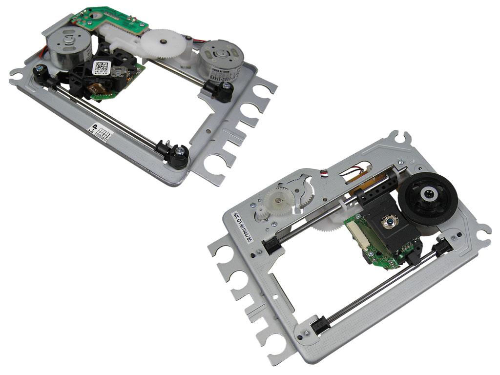 DVD jednotka SOHDL6FS / SOH-DL6FS celá mechanika - kovová
