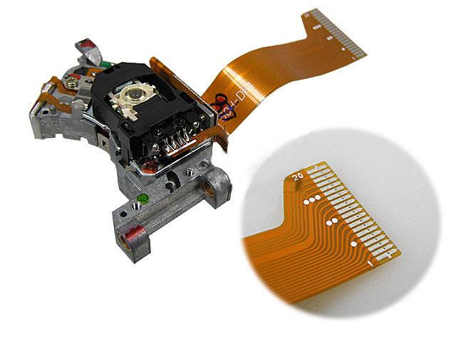 DVD jednotka SOHDP2U, SOH-DP2U