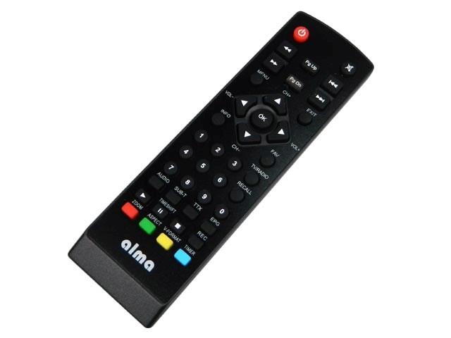 Dálkový originální ovladač Alma THD2550, THD2650