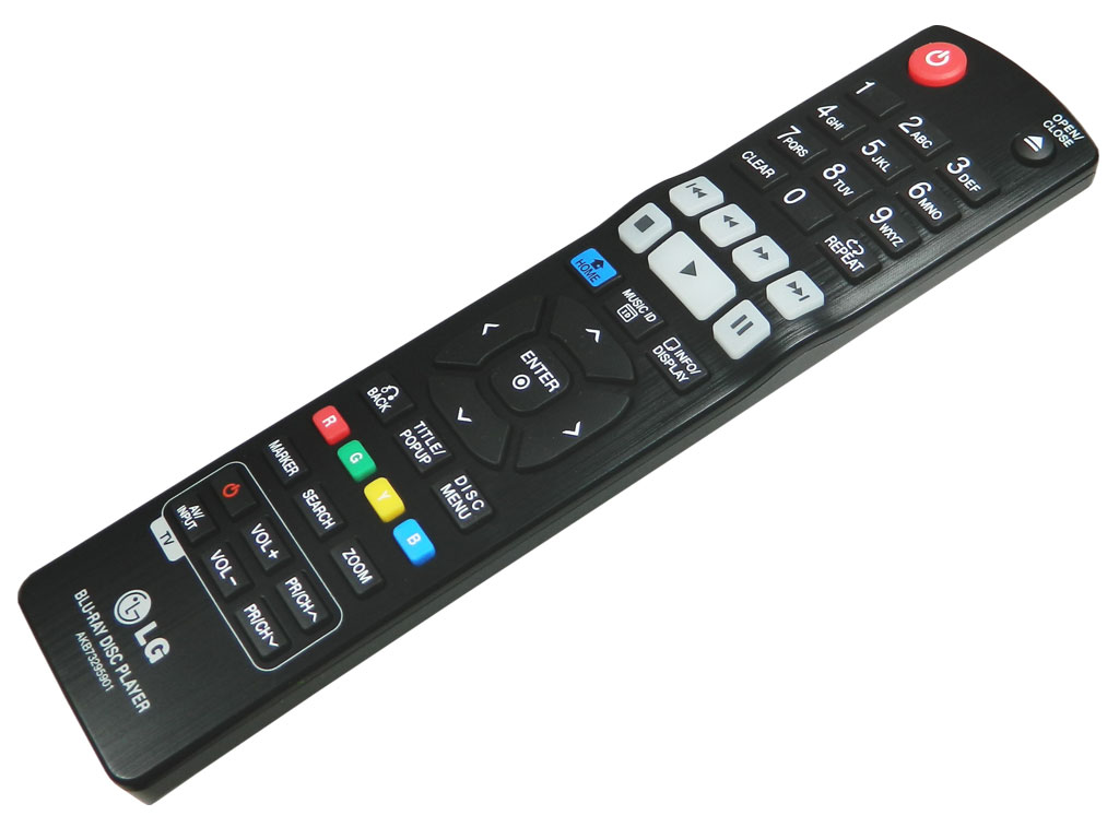 Dálkový ovladač LG originální AKB73295901