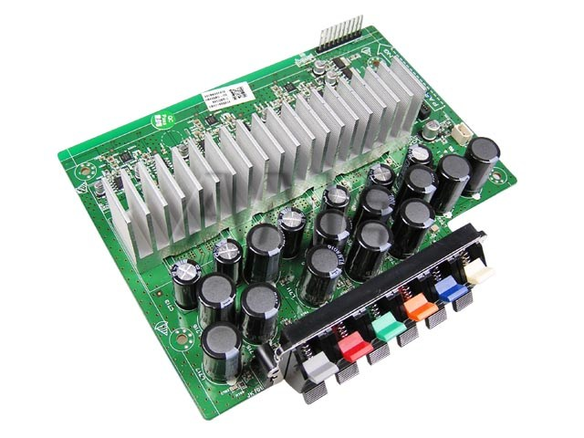 Domácí kino koncový stupeň EBR65262301 / PCB ASSEMBLY POWER AMP. EAX61353902