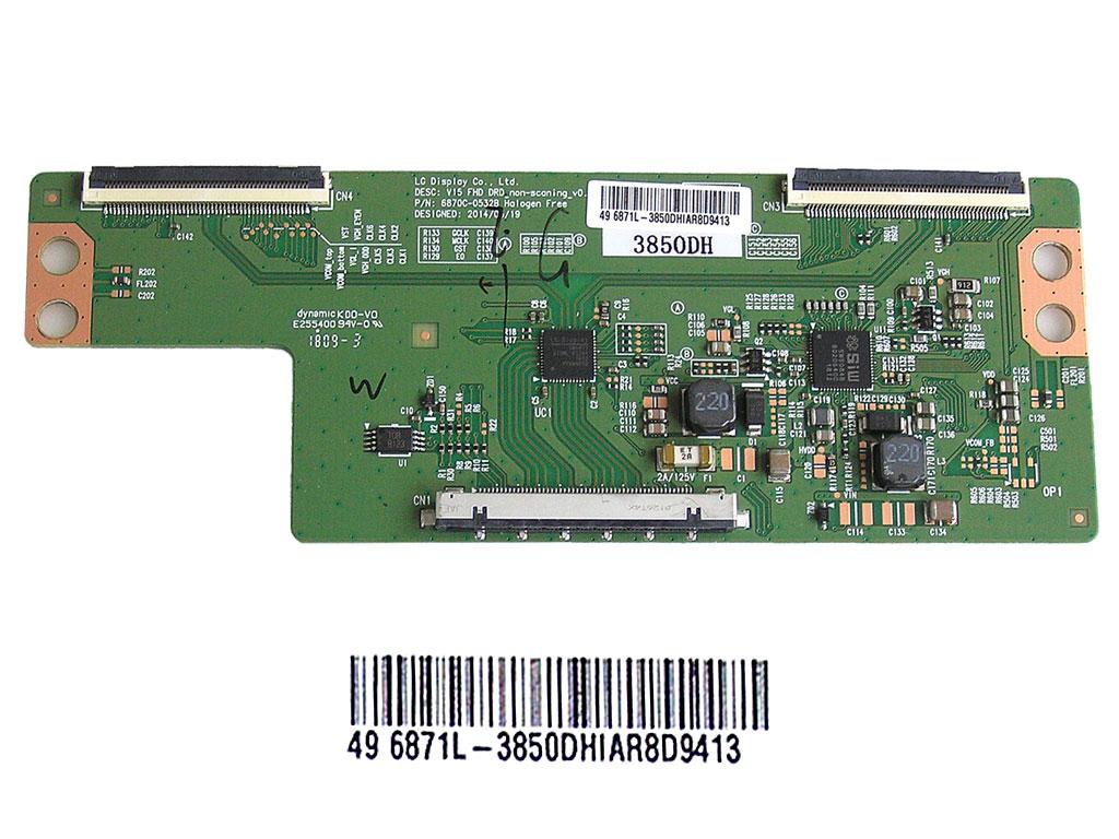 EBR65612745 základní deska MAIN BOARD