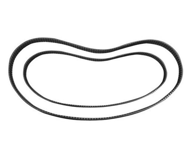 ETA - domácí pekárna - sada řemenů 1+1, 714900150, 80S3M420 + 80S3M519 ETA 7149 Delicca