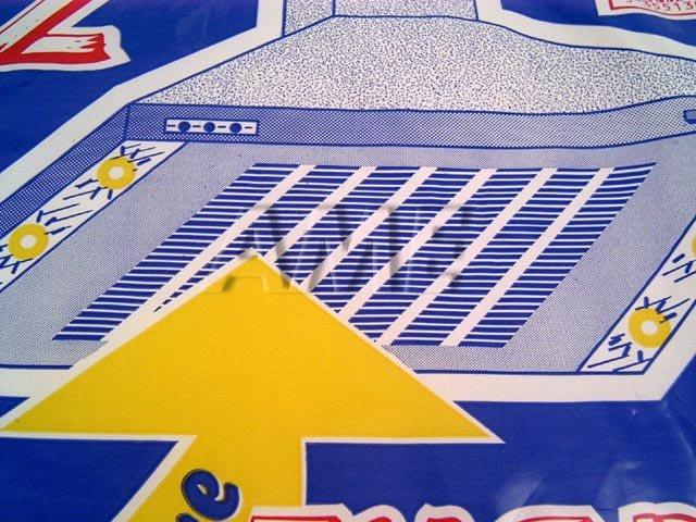 Filtr pro zachytávání mastnoty K1-F1 pro digestoře