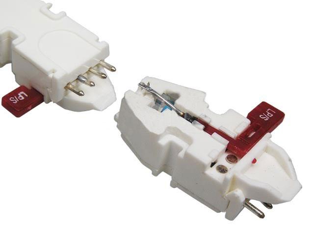 Gramo přenoska T252, T25-2, T25/2 Telefunken - Unitra UF50