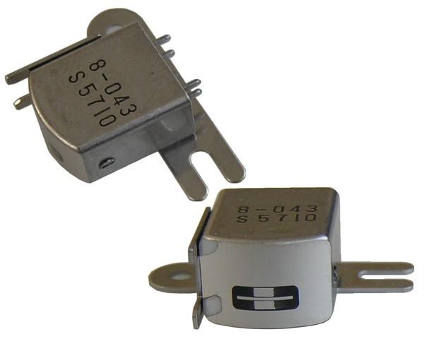 Hlava stereo 250 ohm S5710 / T6205, kazetové magnetofony