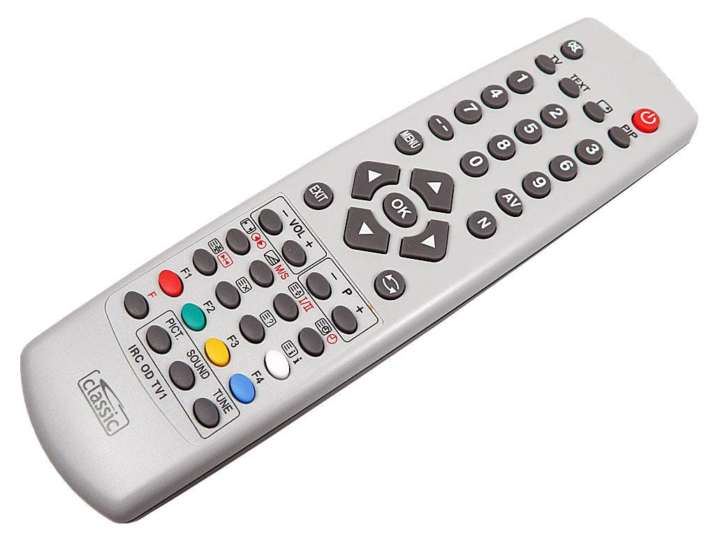 IRC84051 Programovatelný dálkový ovladač Classic IRC OD TV1 (analogové TV)