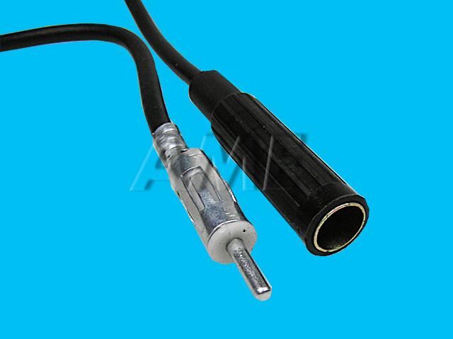 Kabel AUTO prodlužovací 150cm pro anténu ZRS-PA-150