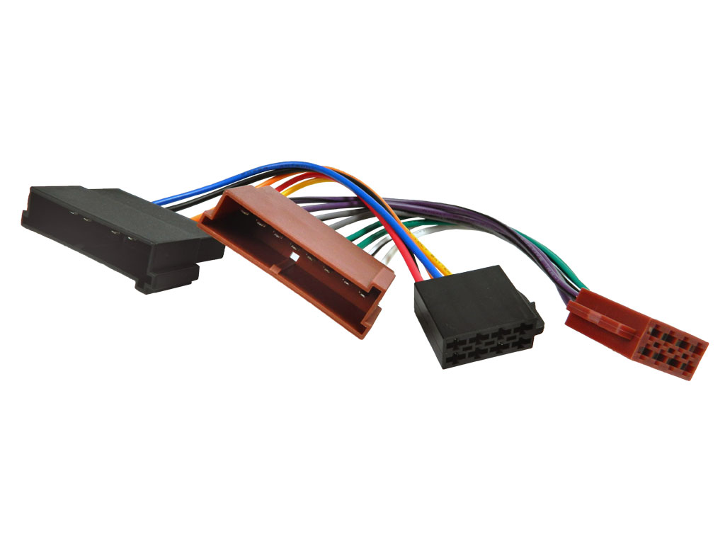 Kabel AUTO redukce ISO / FORD ZRS-AS-3B