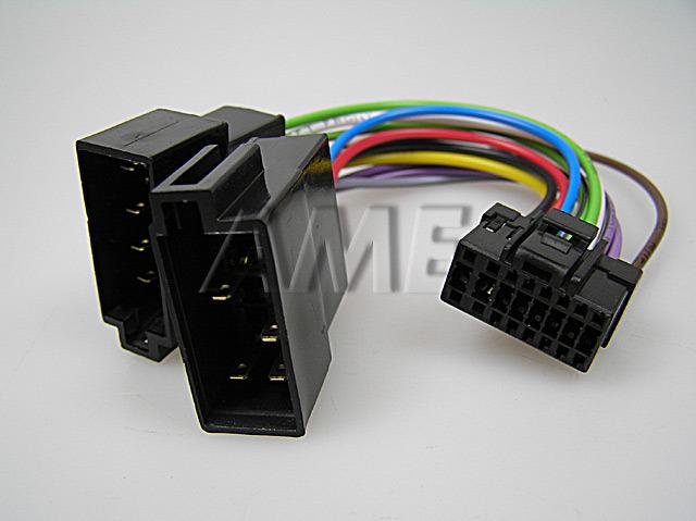 Kabel AUTO redukce ISO / PANASONIC ZRS-50
