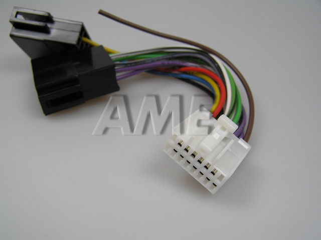 Kabel AUTO redukce ISO / PANASONIC ZRS-66