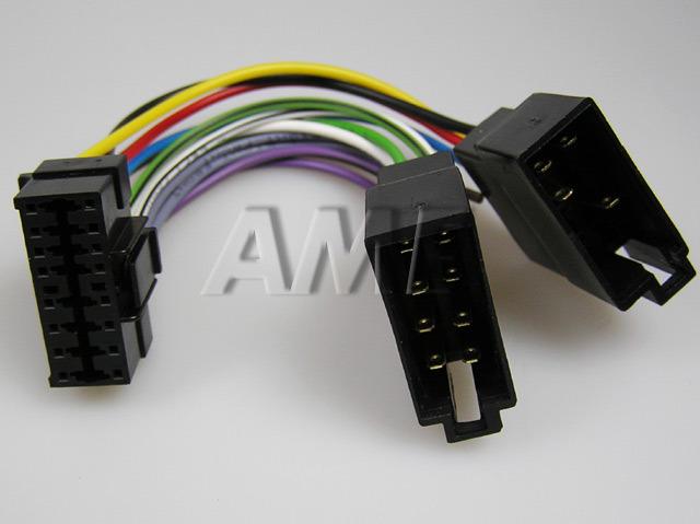 Kabel AUTO redukce ISO / PIONEER ZRS-60