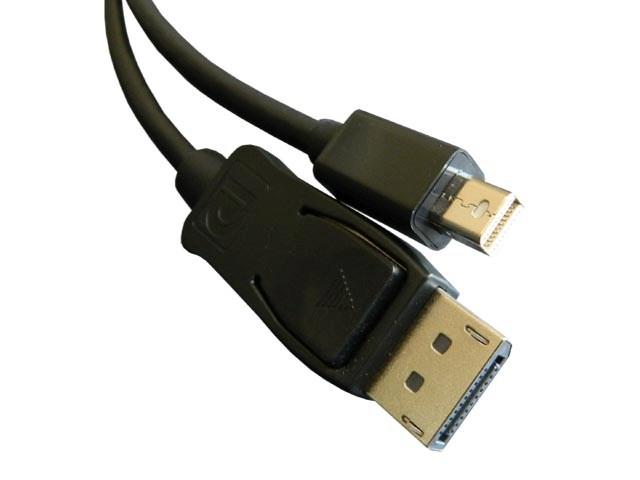Kabel Mini DisplayPort - DisplayPort délka 2m PremiumCord