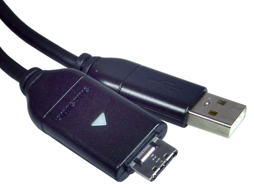 Kabel USB nabíjení + data pro foťáky SAMSUNG i100W, B500