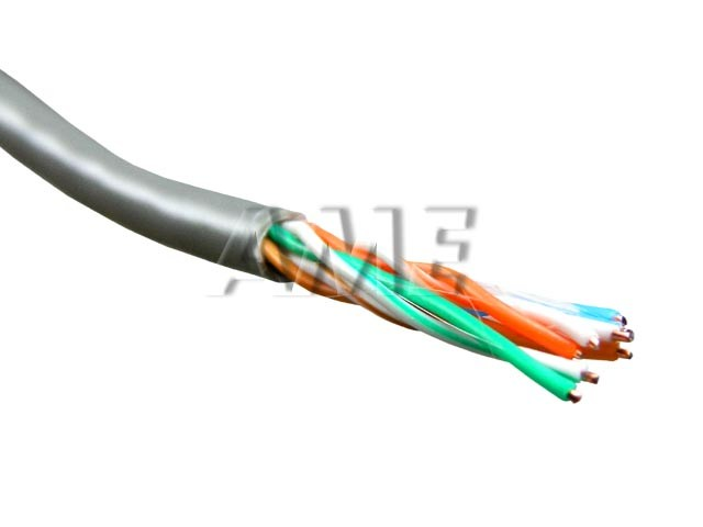 Kabel - metráž UTP CAT e5 TST cable and digital