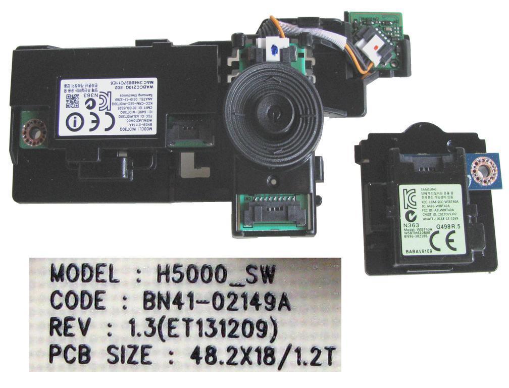LCD LED modul MULTIJOG Samsung sada + Wi-Fi + bluetooth + IR BN41-02149A / BN4102149A / H5000SW