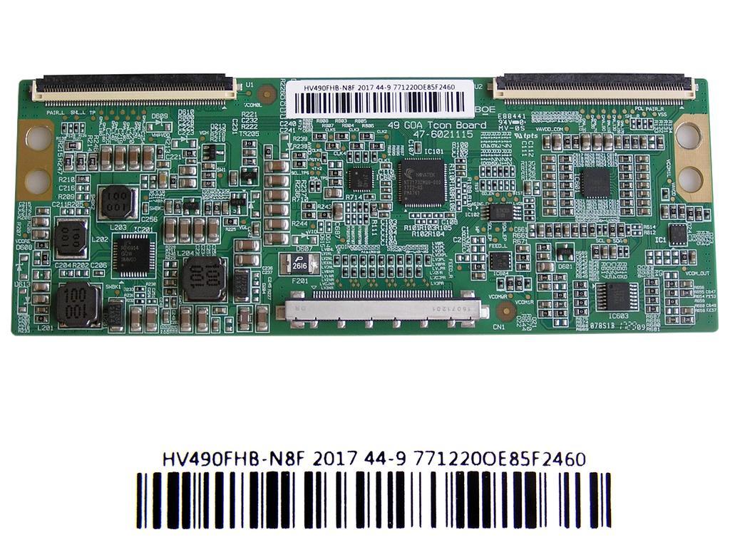 LCD LED modul T-Con 6870C-0471D V14 60HZ 1G1 / T Con assy board 6870C0471D 5B423D 3411A1