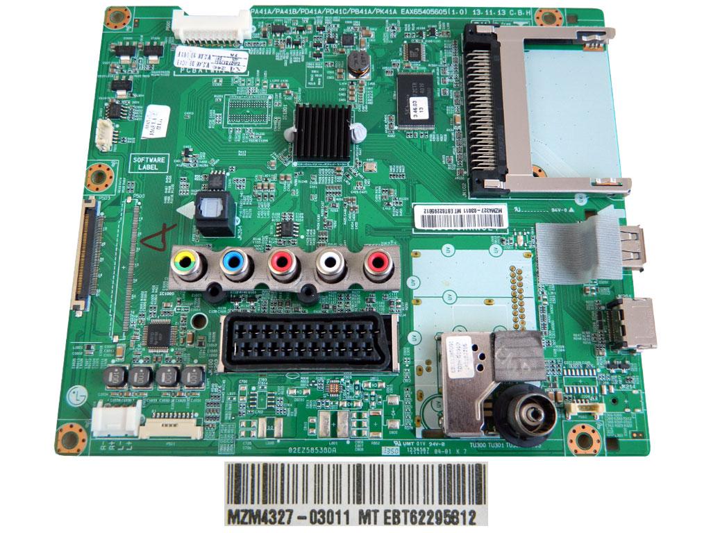 LCD LED modul T-Con Q30637C5A19C4058756 / T Con assy board Q30637C5A19C4058756 / 13VNB S60TMB4C4LV0.0
