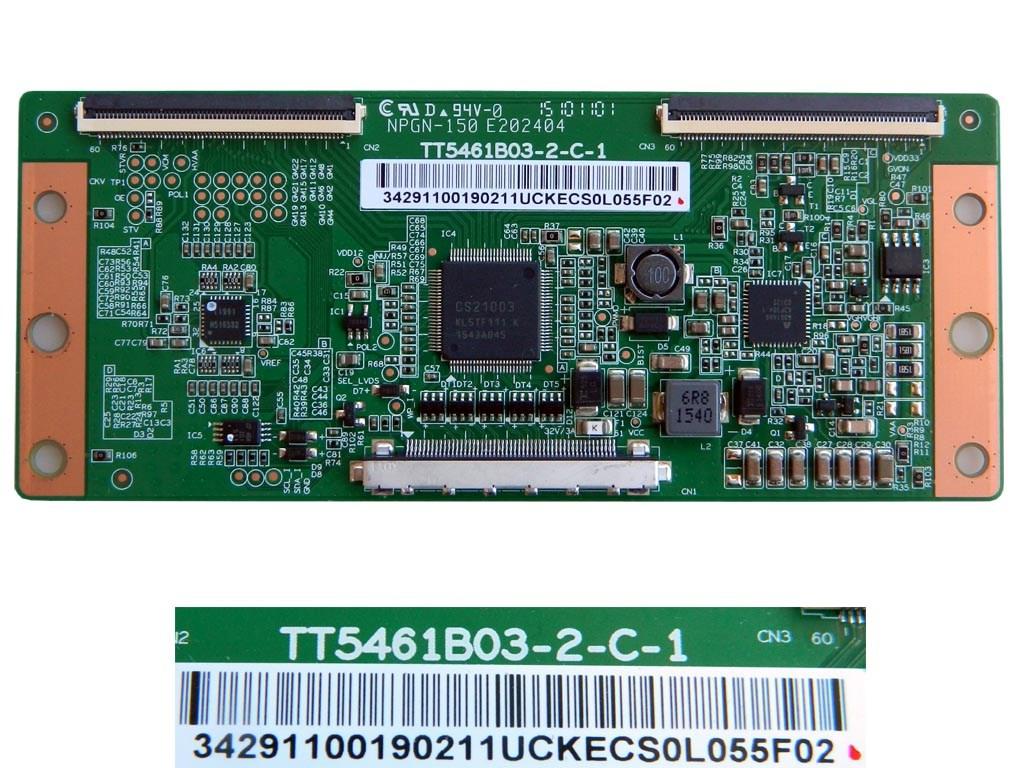 LCD LED modul T-Con TT5461B03-2-C-1 / T Con assy board TT5461B032C1 UCKECS0L055F02