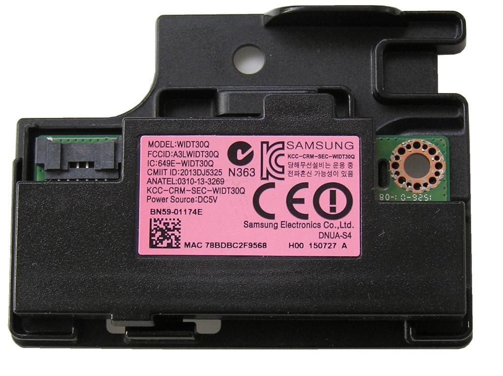 LCD LED modul WiFi Samsung BN59-01174E / Samsung network-WIFI module;WIDT30Q