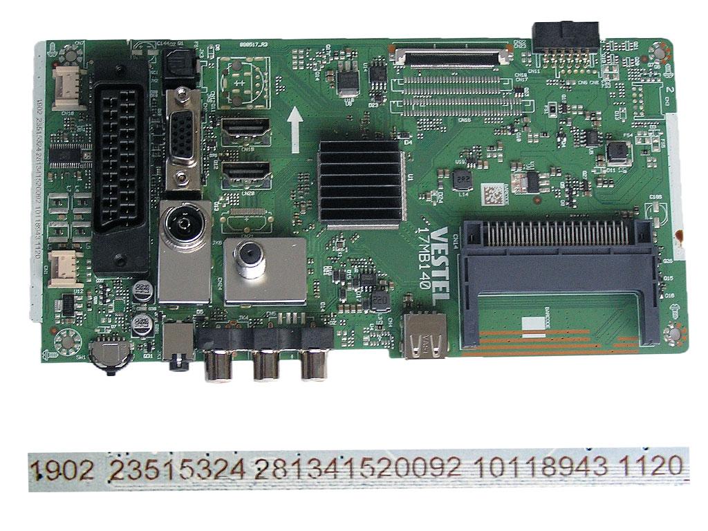 LCD LED modul invertor 6917L-0080A / LED inverter board PPW-LE32SE-O