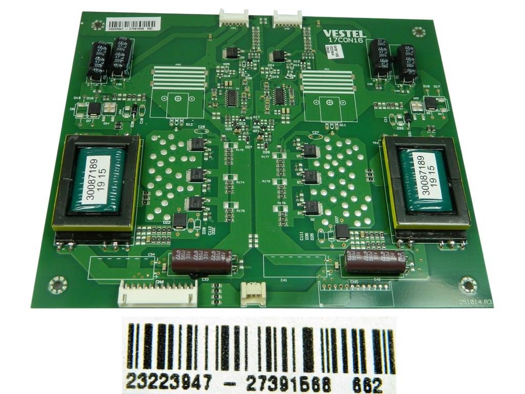 LCD LED modul měnič Vestel 17C0N16 23223947 MD.ASY.17CON16_CURVED