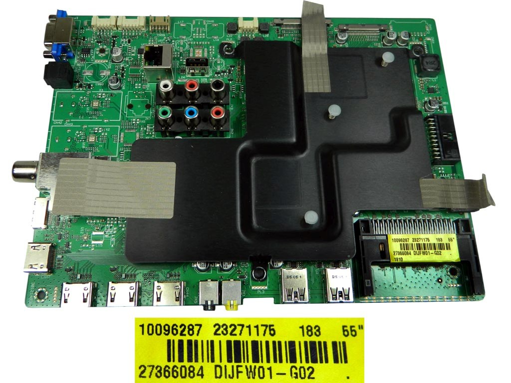 LCD LED modul základní deska 23271175 / Main board 23271175