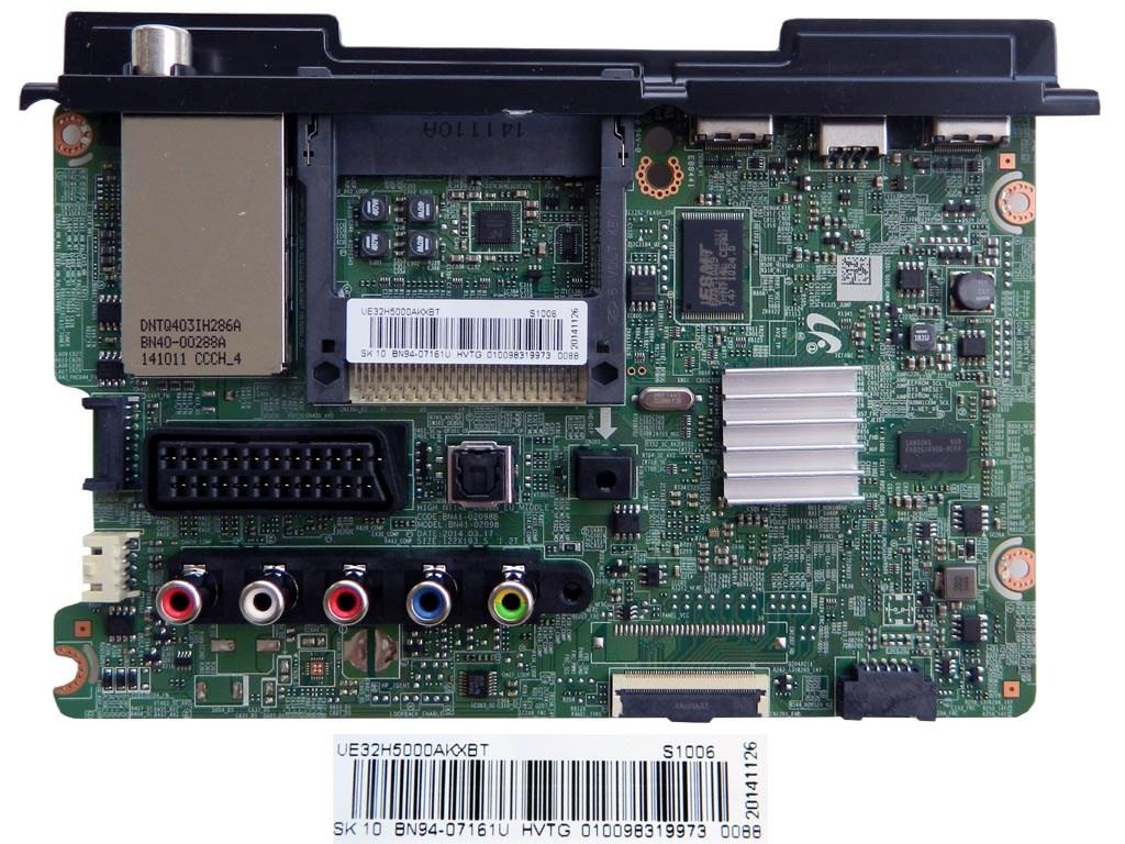 LCD LED modul základní deska BN94-07161U / BN41-02098B assy main board BN9407161U / BN4102098B